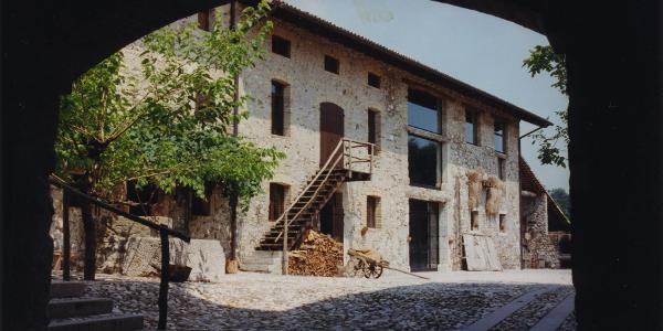 "Museo della vita contadina ""Cjase Cocèl"""