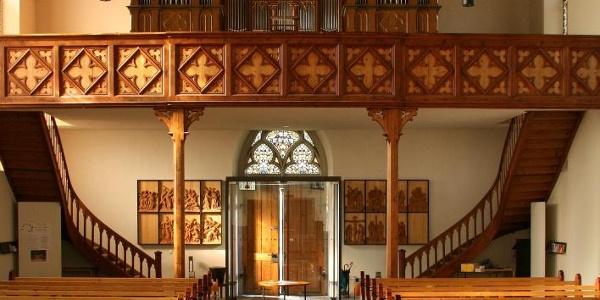 Katholische Pfarrkirche Heiliger Josef 1