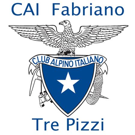 Logo CAI Fabriano - Tre Pizzi