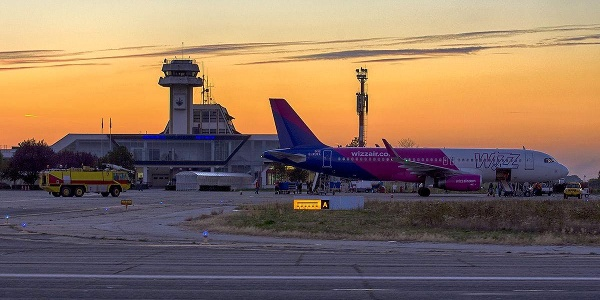 Aeroportul International Satu Mare