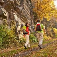 Herbstliche Stimmung im Ahrgebirge