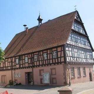 Historisches Rathaus in Eschelbach