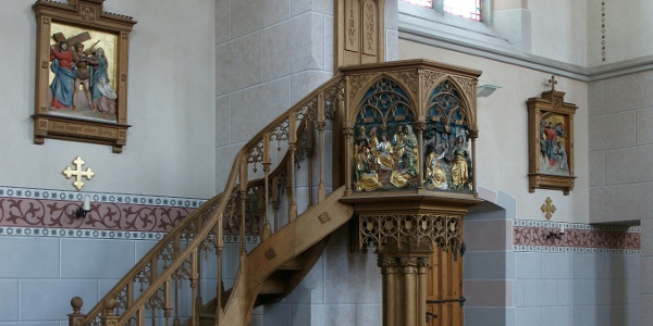 Katholische Pfarrkirche Heiliger Sebastian 2