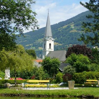 Feld am See, Evangelische Kirche