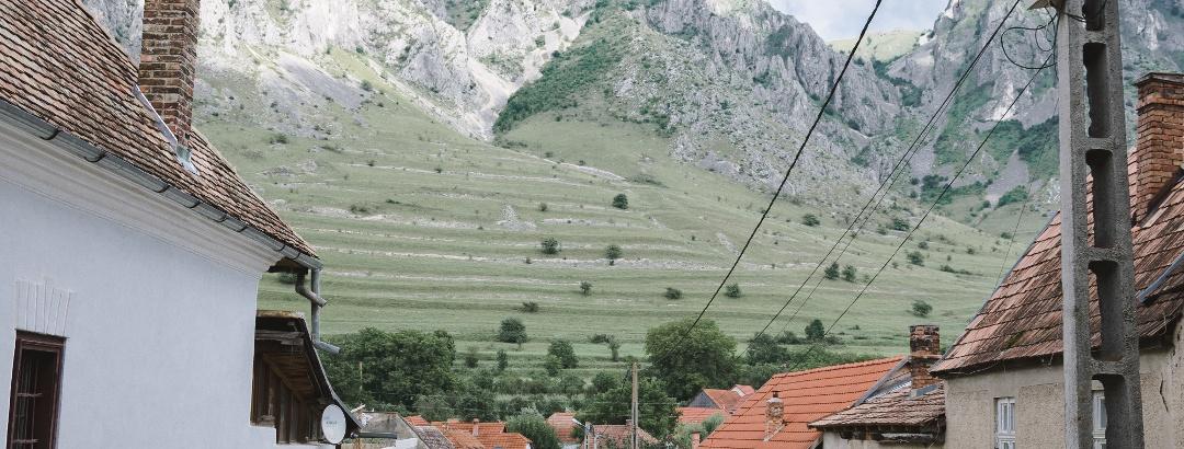 Rimetea, Romania