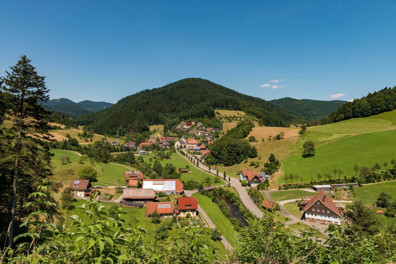 Guck a mol Wegle in Oberwolfach