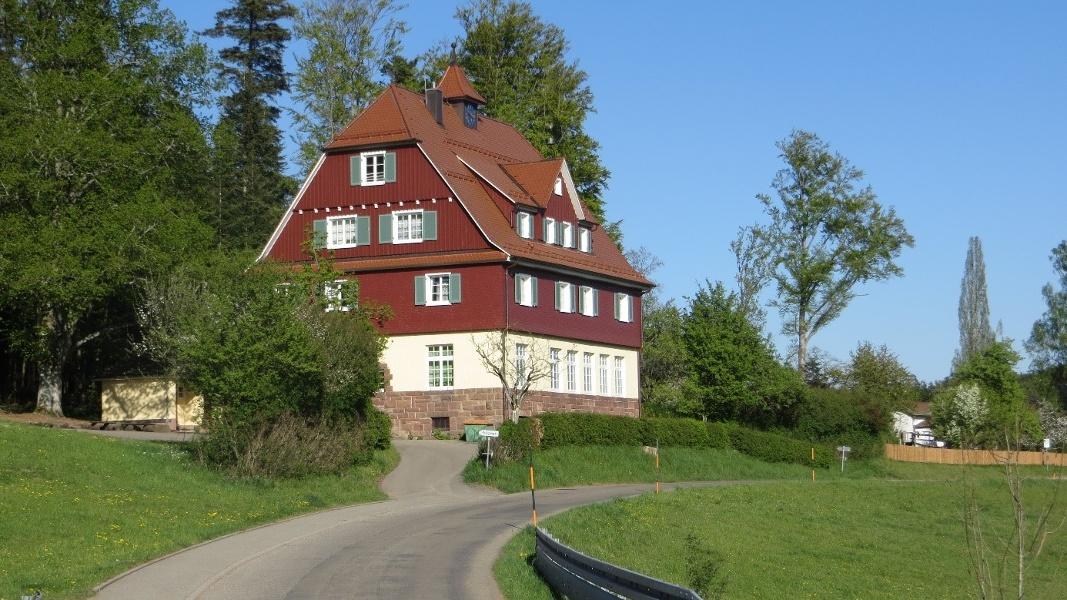 """""""Sagenhafte"""" Radrunde auf der Enz-Nagold-Platte ab Oberlengenhardt"""