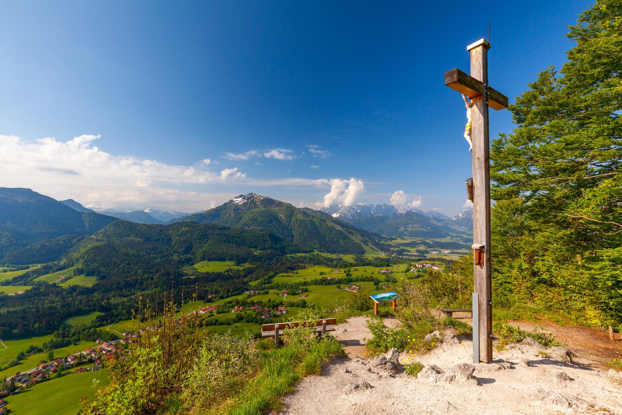 Kleiner Premiumsteig Zum Wetterkreuz Wanderung Outdooractive Com