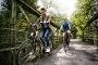 Eine Fahrradtour im Grünen