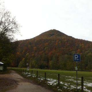 Runder Berg - Startpunkt