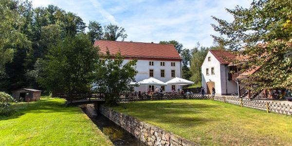 Marienmühle im Seifersdorfer Tal