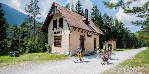 Richtung Cortina