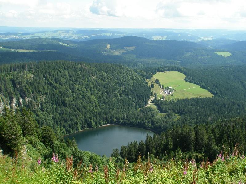 Schönster Aufstieg zum Feldberg