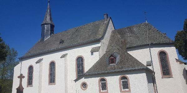 St. Vincentius Kirche Heidweiler