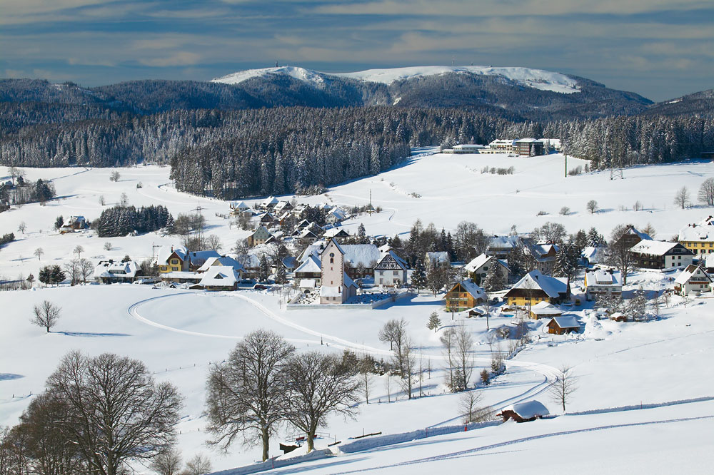 Winter in Lenzkirch