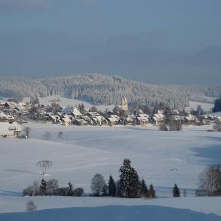 Breitnau im Winter