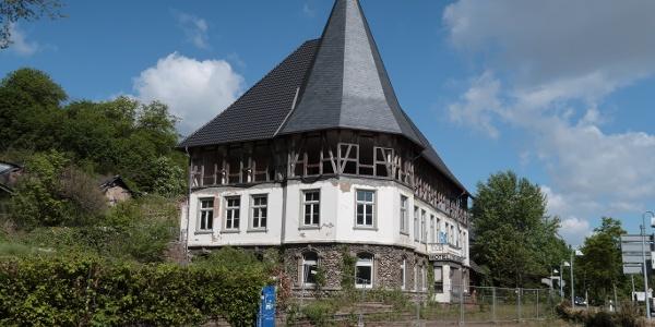 Startpunkt am alten Kaiserhof