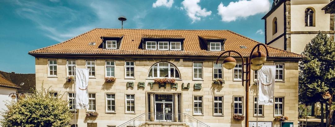 Rathaus in Elze