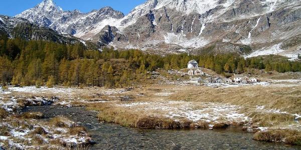 Bortelhütte-Alpe Veglia Trekkings