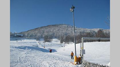 Panorama Skigebiet Waltersdorf