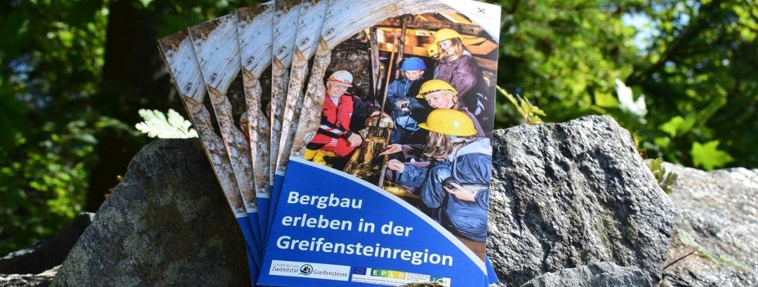 Bergbau-Flyer Greifensteinregion
