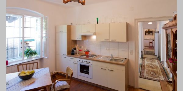 Küche Zimmer Johanna
