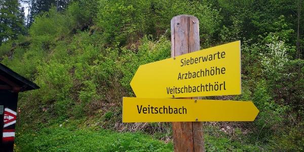 Start in Neuberg an der Mürz