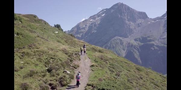 Familienwanderung in Engelberg | Wandertipps von Schöffel und Lowa