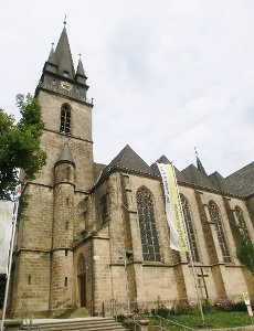 St. Peter und Paul Bad Driburg