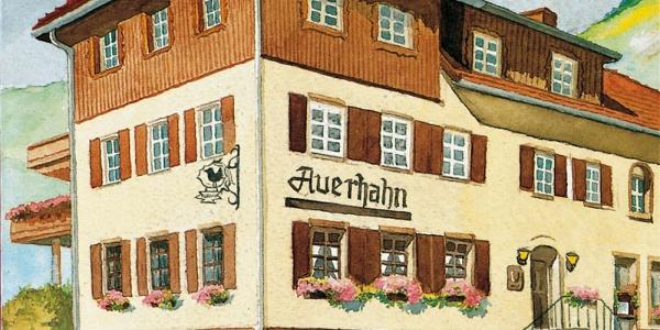 © Gasthaus Auerhahn