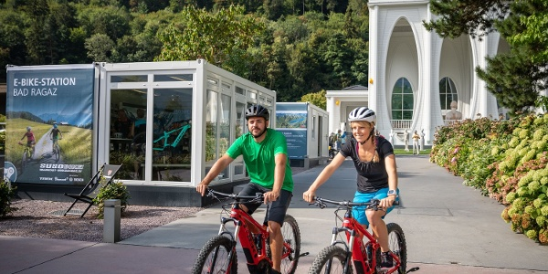 E-Bike Station Bad Ragaz