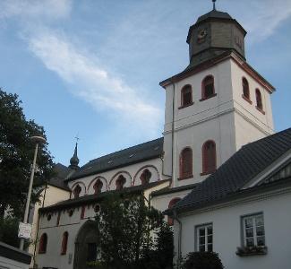 Jesus-Christus-Kirche Meinerzhagen