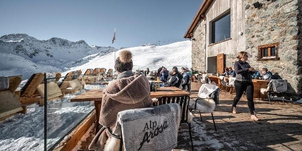 Alp Arosa aussen