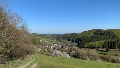 Blick Titmaringhausen
