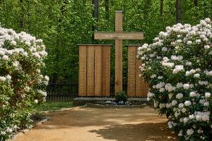 Foto Gedenkstätte Waldfriedhof Lilienstei