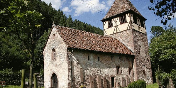St. Candidus Kirche Kentheim