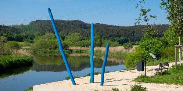 Uferstufen zur Donau