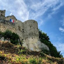 Obere Schlosssteige nach Burg Hohenurach