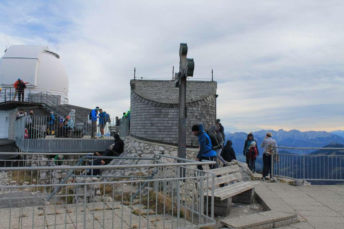 Gipfelplateau Wendelstein