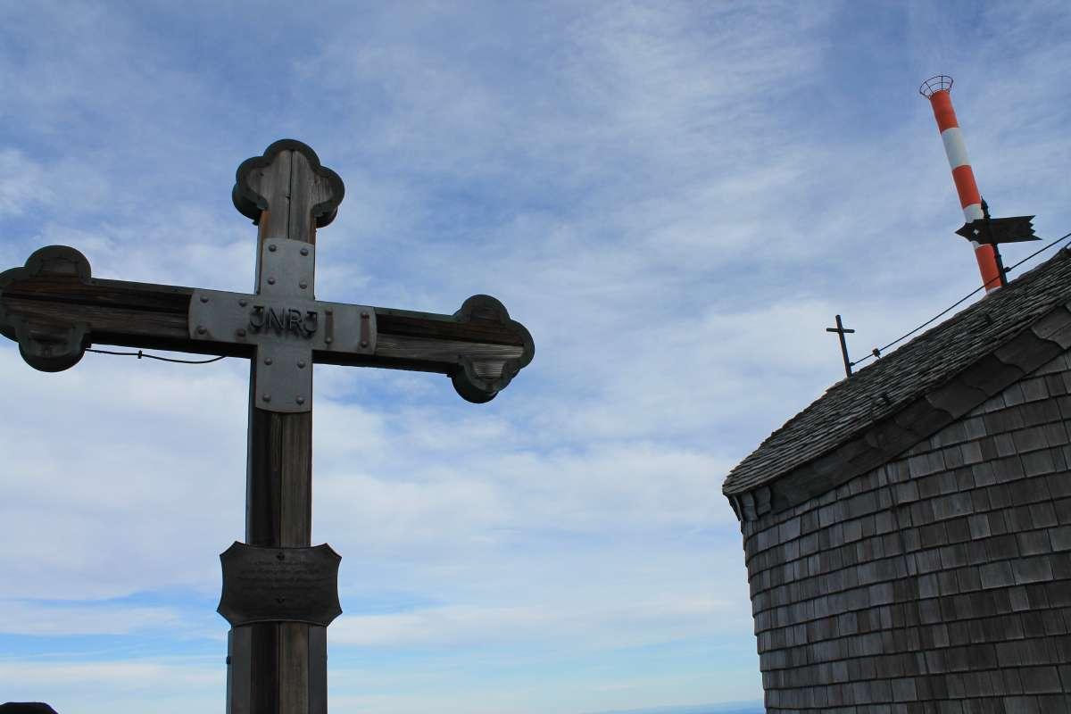 Gipfelkreuz Wendelstein