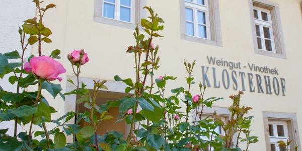 Vinothek Klosterhof Außen