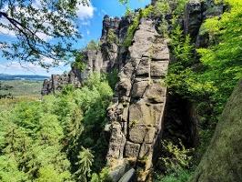Foto Felsen am Großen Bauerloch