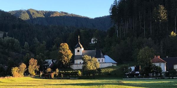 Cerkev Sveti duh Rateče