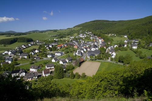 Sauerland-Höhenflug: Von Düdinghausen nach Korbach
