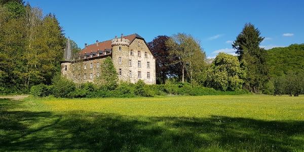 Schloss Reckenberg bei Lichtenfels-Fürstenberg
