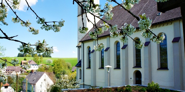 Kirche Rickenbach_Fotograf Lüber