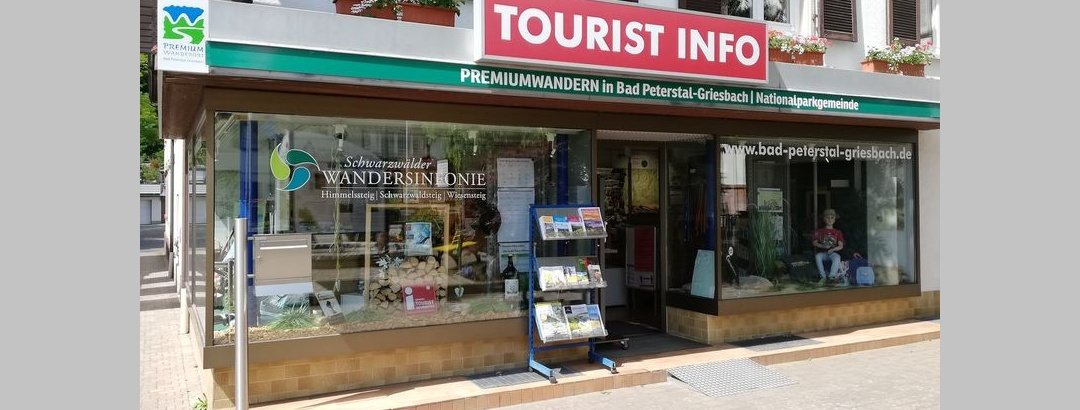 Touristinfo Bad Petertal