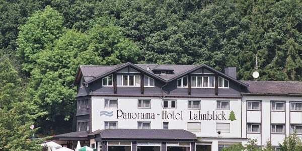 Hotel Lahnblick Außenansicht