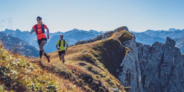 Drei Tage Trail auf dem Saaser Calanda