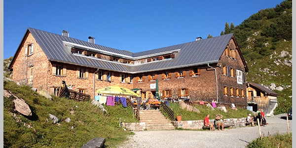 Freiburgerhütte